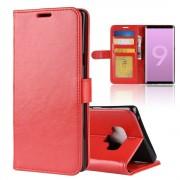 Vilo flip cover rød Galaxy Note 9 Mobil tilbehør