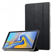 sort 3 folds cover Galaxy Tab A 10.5 (2018) Ipad og Tablet tilbehør