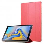 rød 3 folds cover Galaxy Tab A 10.5 (2018) Ipad og Tablet tilbehør