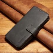Elegant sort retro cover Galaxy S7 Mobil tilbehør