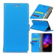 blå Igo flip cover Galaxy A7 (2018) Mobil tilbehør