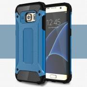 Samsung Galaxy S7 Edge lyseblå cover Armor Guard Mobil tilbehør Leveso.dk