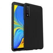 Viser Galaxy A7 (2018) Venon blød tpu case sort