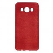 SAMSUNG GALAXY J5 cover mat tpu rød Mobiltelefon tilbehør