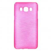 SAMSUNG GALAXY J5 cover mat tpu rosa Mobiltelefon tilbehør