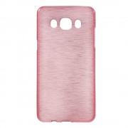 SAMSUNG GALAXY J5 cover mat tpu pinkMobiltelefon tilbehør