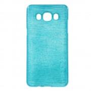 SAMSUNG GALAXY J5 cover mat tpu blå Mobiltelefon tilbehør