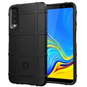 Viser Galaxy A7 (2018) Rugged shield cover sort