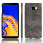 grå Stilfuld hard case Galaxy J4+ (2018) Mobil tilbehør