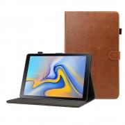 brun Cover med lommer Galaxy Tab A 10.5 2018 Ipad og Tablet tilbehør