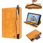 brun Elegant multi cover Galaxy Tab A 10.5 2018 Ipad og Tablet tilbehør