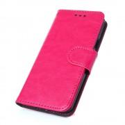 SAMSUNG GALAXY A3 (2016) cover m lommer rosa Mobiltelefon tilbehør