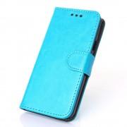 SAMSUNG GALAXY A3 (2016) cover m lommer blå Mobiltelefon tilbehør