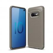 Galaxy S10e C-style armor case grå Mobil tilbehør