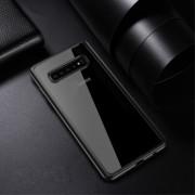 sort Drop proof case Samsung S10 plus Mobil tilbehør