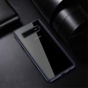 blå Drop proof case Samsung S10 plus Mobil tilbehør