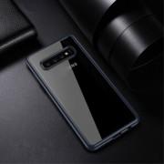 blå Shockproof case Samsung S10 Mobil tilbehør