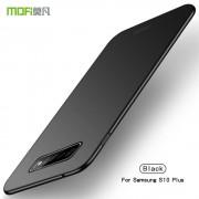 Ultra slim hard case Galaxy S10 plus sort Mobil tilbehør
