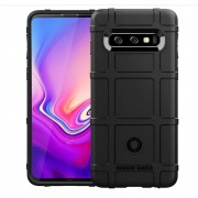 Viser Rugged shield case Galaxy S10 Mobil tilbehør