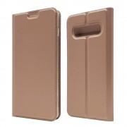 Viser Slim flip cover Galaxy S10 rosaguld