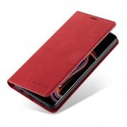 rød Vintage etui Samsung S10 Mobil tilbehør