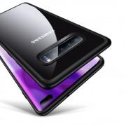 sort Combi cover Samsung S10+ Mobil tilbehør