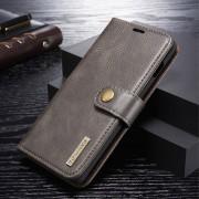 grå 2 i 1 cover Galaxy S10 plus Mobil tilbehør