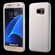 SAMSUNG GALAXY S7 silikone bag cover transparent