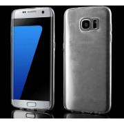 SAMSUNG GALAXY S7 EDGE gennemsigtig tpu bag cover Mobiltelefon tilbehør