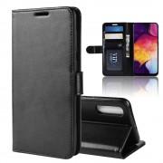 sort Vilo flip cover Samsung A50 Mobil tilbehør
