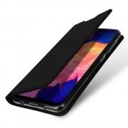 sort Slim flip etui Samsung A10 Mobil tilbehør