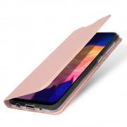 rosaguld Slim flip etui Samsung A10 Mobil tilbehør