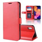 rød Vilo flip cover Samsung A10 Mobil tilbehør