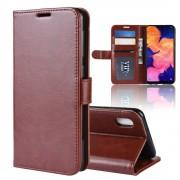 brun Vilo flip cover Samsung A10 Mobil tilbehør