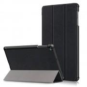 sort 3 folds cover Samsung Tab A 10.1 (2019) Ipad og Tablet tilbehør