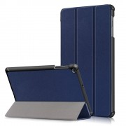blå 3 folds cover Samsung Tab A 10.1 (2019) Ipad og Tablet tilbehør