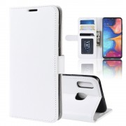 hvid Vilo flip cover Samsung A20e Mobil tilbehør