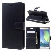Cover med lommer mørkeblå til Samsung Galaxy A5 2016 Mobil tilbehør