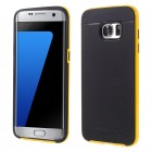 SAMSUNG GALAXY S7 EDGE tpu cover gul, Mobiltelefon tilbehør