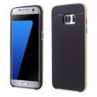 SAMSUNG GALAXY S7 EDGE tpu cover guld, Mobiltelefon tilbehør