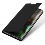 sort Slim flip cover Samsung Note 10 Mobil tilbehør