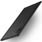 Slim case hard Samsung Note 10 sort Mobil tilbehør