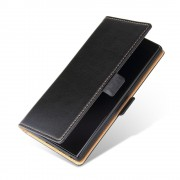 sort S-line flip cover Samsung Note 10 plus Mobil tilbehør