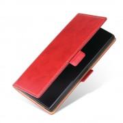 rød S-line flip cover Samsung Note 10 plus Mobil tilbehør