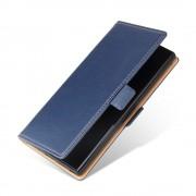 blå S-line flip cover Samsung Note 10 plus Mobil tilbehør