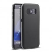 SAMSUNG GALAXY S7 EDGE hybrid bag cover grå, Mobiltelefon tilbehør