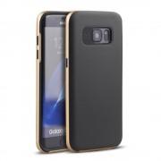 SAMSUNG GALAXY S7 EDGE hybrid bag cover guld, Mobiltelefon tilbehør