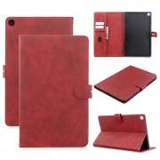 rød Retro cover Samsung Tab A 10.1 (2019) Ipad og Tablet tilbehør