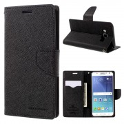 JC-style Samsung Galaxy J5 2016 flip cover med lommer  Mobilcovers