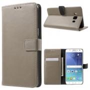 Vilo flip cover grå Samsung Galaxy J5 2016 Mobilcovers